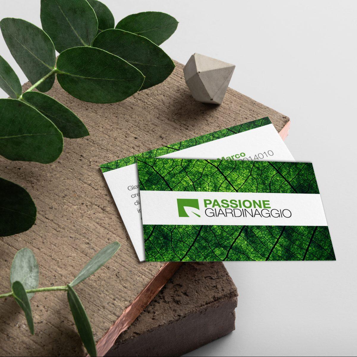 Business Card – Passione Giardinaggio